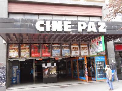 Entradas en el cine Paz de Madrid a 4,50 € por u aniverario