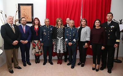 Atestigua Gobernadora toma de Posesión de nuevo Comandante de la Cuarta Zona Militar