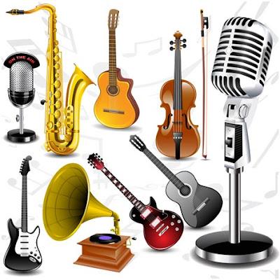 Lojas de Instrumentos Musicais