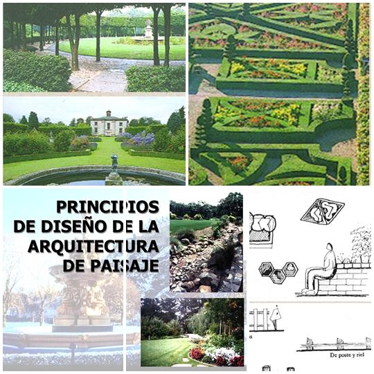 Revista digital apuntes de arquitectura pricipios de for Arquitectura del paisaje