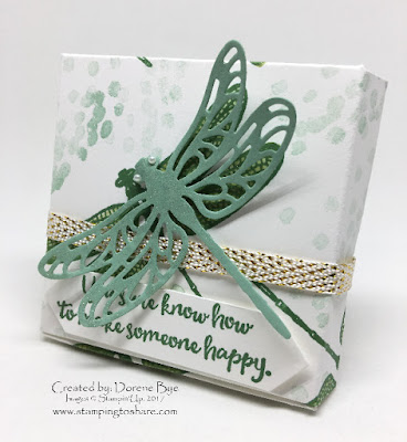 Dragonfly Dreams Stamping to Share