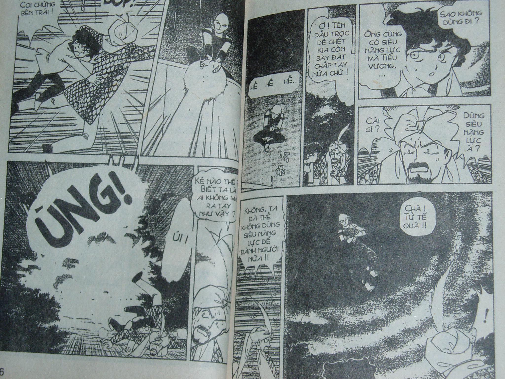 Siêu nhân Locke vol 14 trang 28