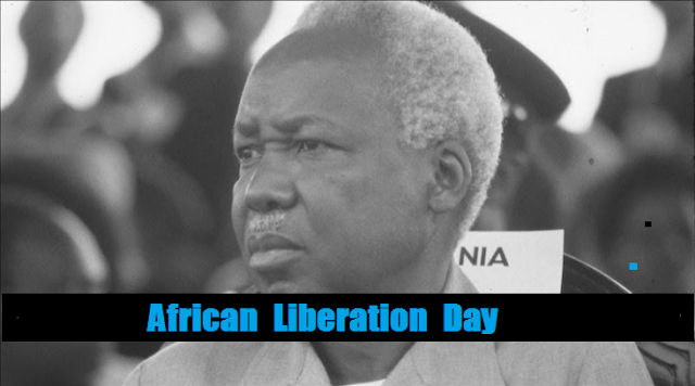 Happy African Liberation Day Wishes, Quotes, Maritime Card, Messages, SMS