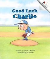 bookcover of GOOD LUCK CHARLIE by Jennifer E. Kramer