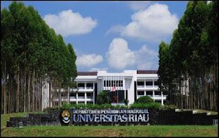 Pengumuman Online Universitas Riau Jalur SNMPTN SBMPTN USM 2019/2020