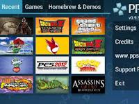 Cara Setting Emulator PSP PPSSPP Android Tidak Lag