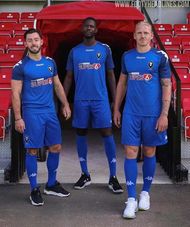 Salford City: Salford City 19-20 Third Kit + Kappa Kit Deal Announced