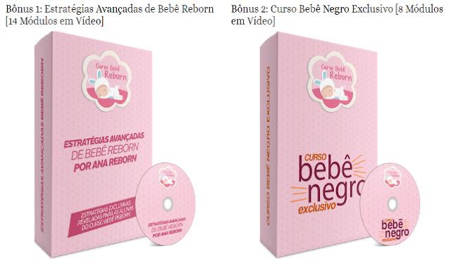 Curso Bebê Reborn Negro