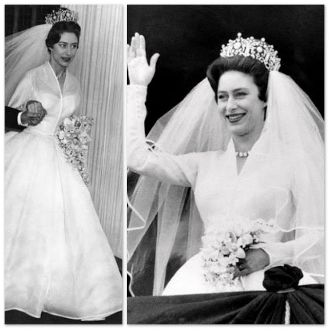 Princess Margaret Wedding Dress The Crown: Lily Lemontree: ROYAL STYLE REVIEW: The Royal Wedding