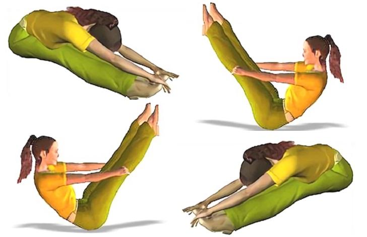 5 Point Latihan Senam Yoga Untuk Kesehatan Pencernaan