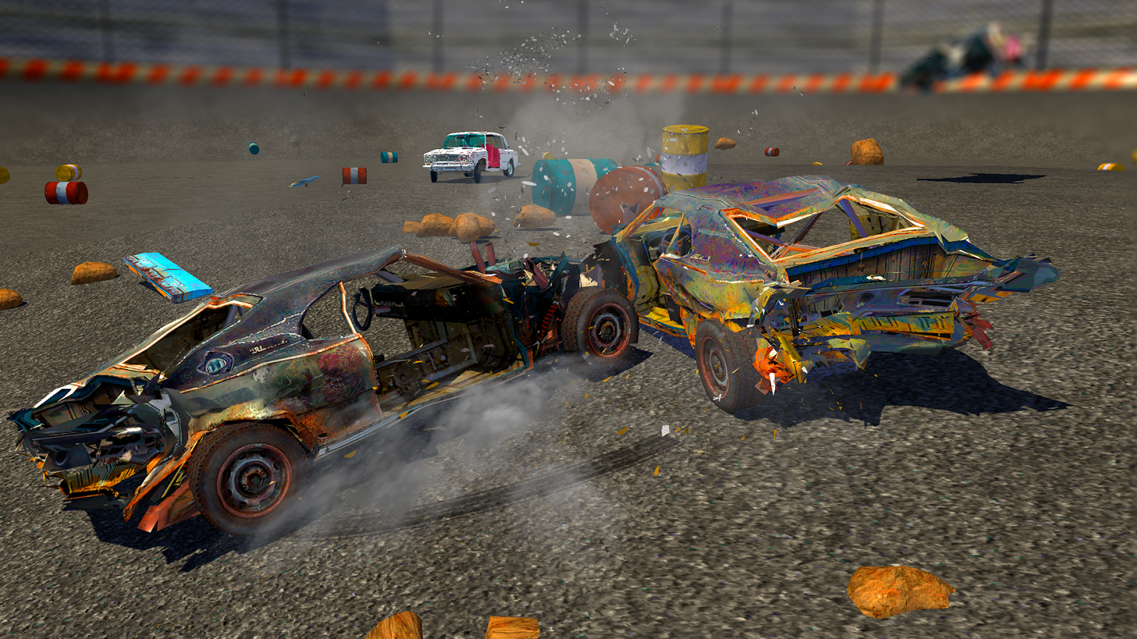 Derby Destruction Simulator MOD APK terbaru