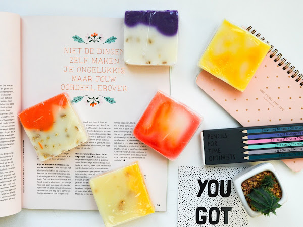 Kruidvat Catch & Shine Cold Pressed Soaps | Review