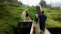 [CoC Regional: Lokasi Wisata] Curug Jenggala & Love Selfie Deck Kalipagu