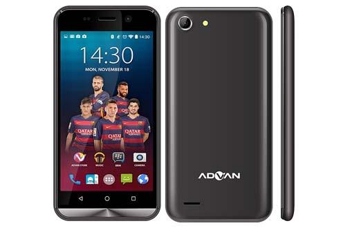 Spesifikasi dan Harga Advan i45, Ponsel 4G LTE Murah