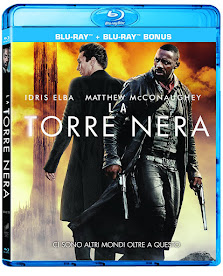 LA TORRE NERA disponibile in DVD e Blu-Ray