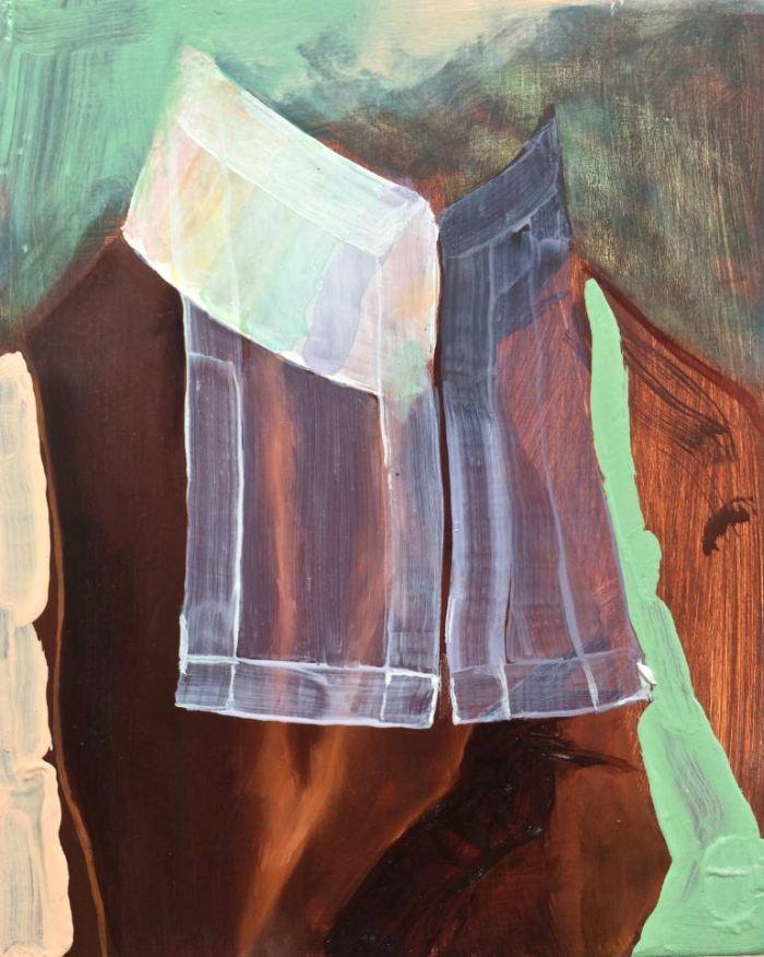Британский художник. Louise Giovanelli