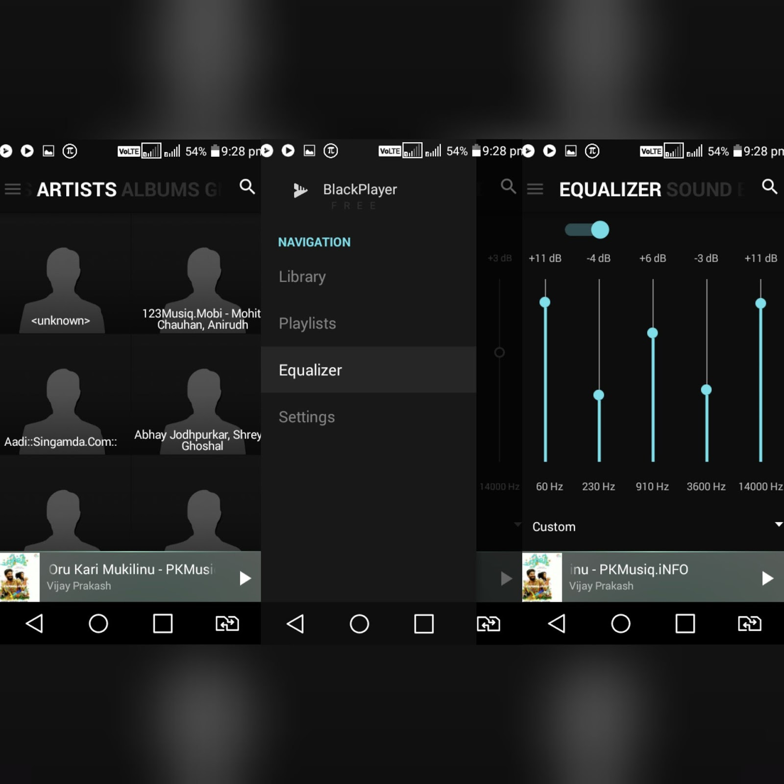 Top 5 Best Music and Audio Player Apps for Android 2019 - Appy Android