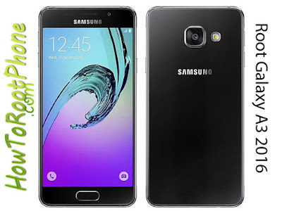 Step to Root Galaxy A3 (2016)
