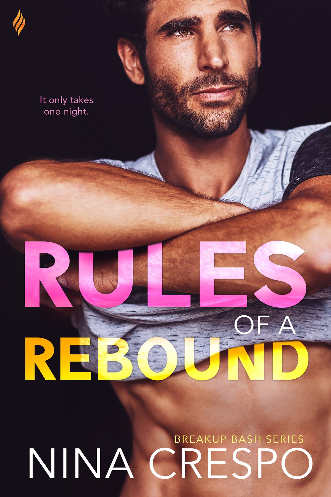 It only takes one night | Rules of a Rebound @ninacrespo21 ...