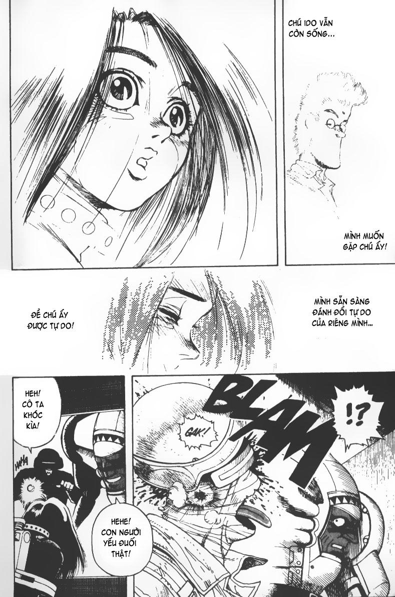 Battle Angel Alita chapter 34 trang 17