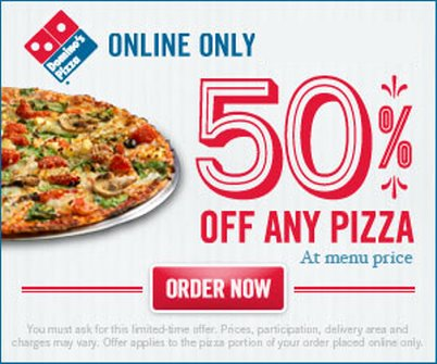dominos coupons valentines day