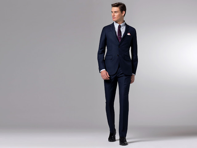 Indochino introduces 4 new, solid coloured premium suits