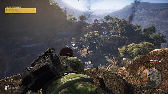 ghost recon wildlands تحميل لعبة