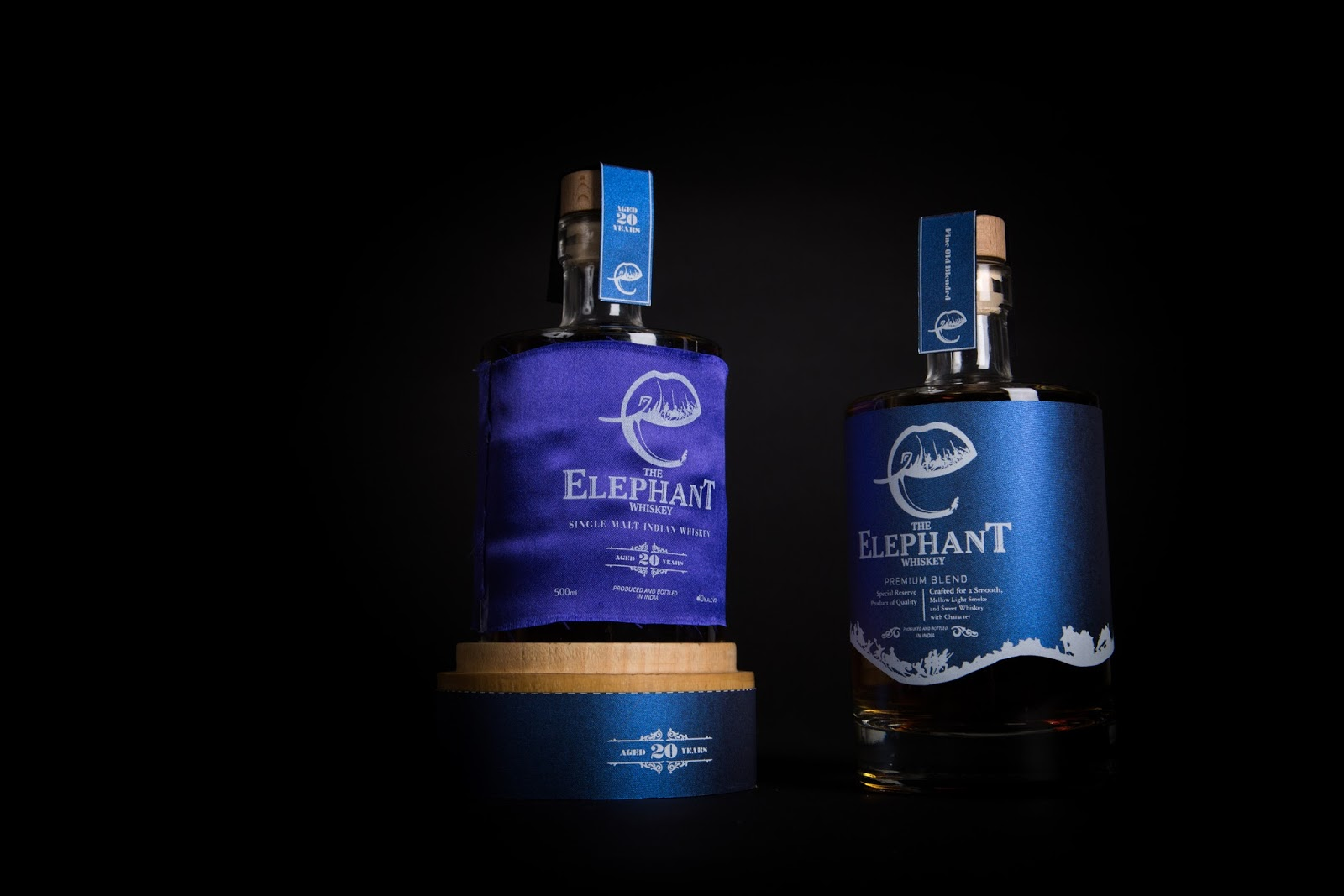 Elephant Whiskey Student Project On Packaging Of The