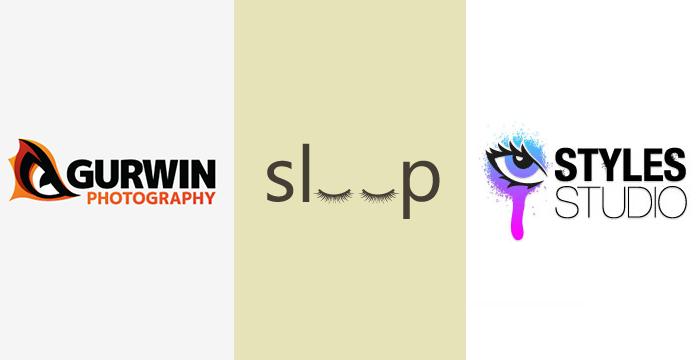 Inspirational Images of Creative Eye Logos