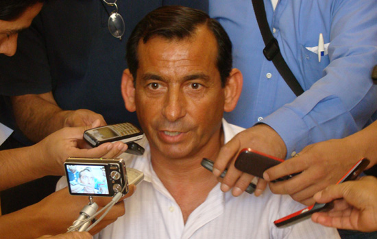Ascenso del Interior · Fin de un ciclo: Destituyeron a Gustavo Ceresa como  presidente