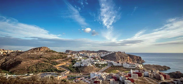 Al-hoceima will be the most influence in the area soon !