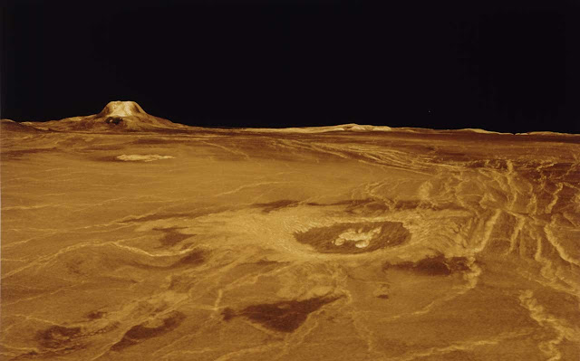 460ºC and sulfuric rains: that is to live in Venus and NASA already has chips able to work there