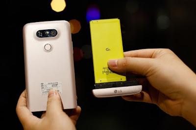 Huong dan chon mua LG G5 xach tay cu