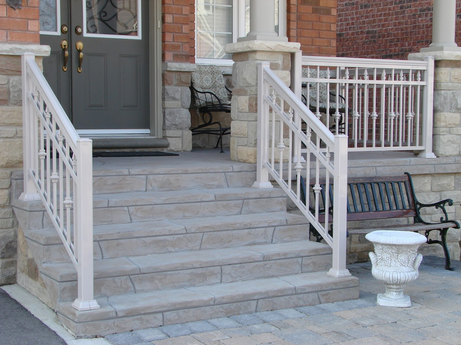 Vaughan Porch Railing Styles Toronto Amp Woodbridge