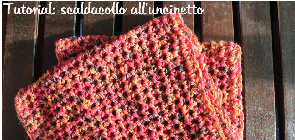Maryj Handmade Scaldacollo Alluncinetto Facile E Velocissimo How
