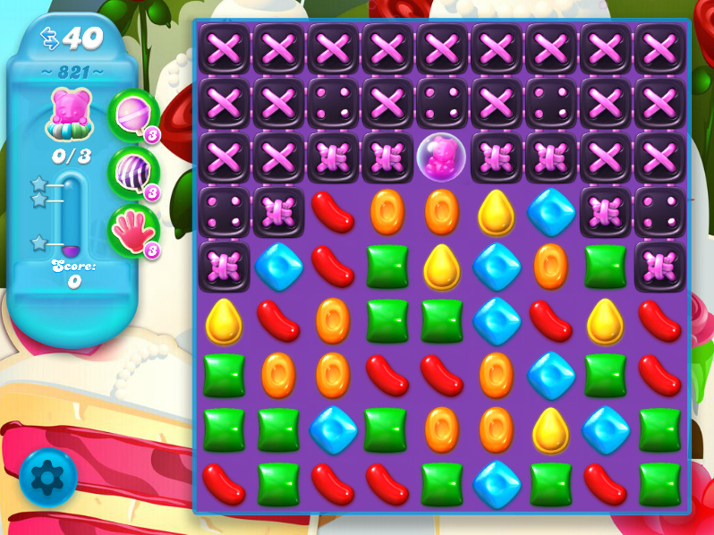 Candy Crush Soda Saga 821