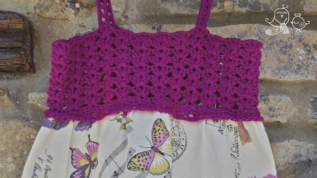 vestido-crochet-punto-conchas
