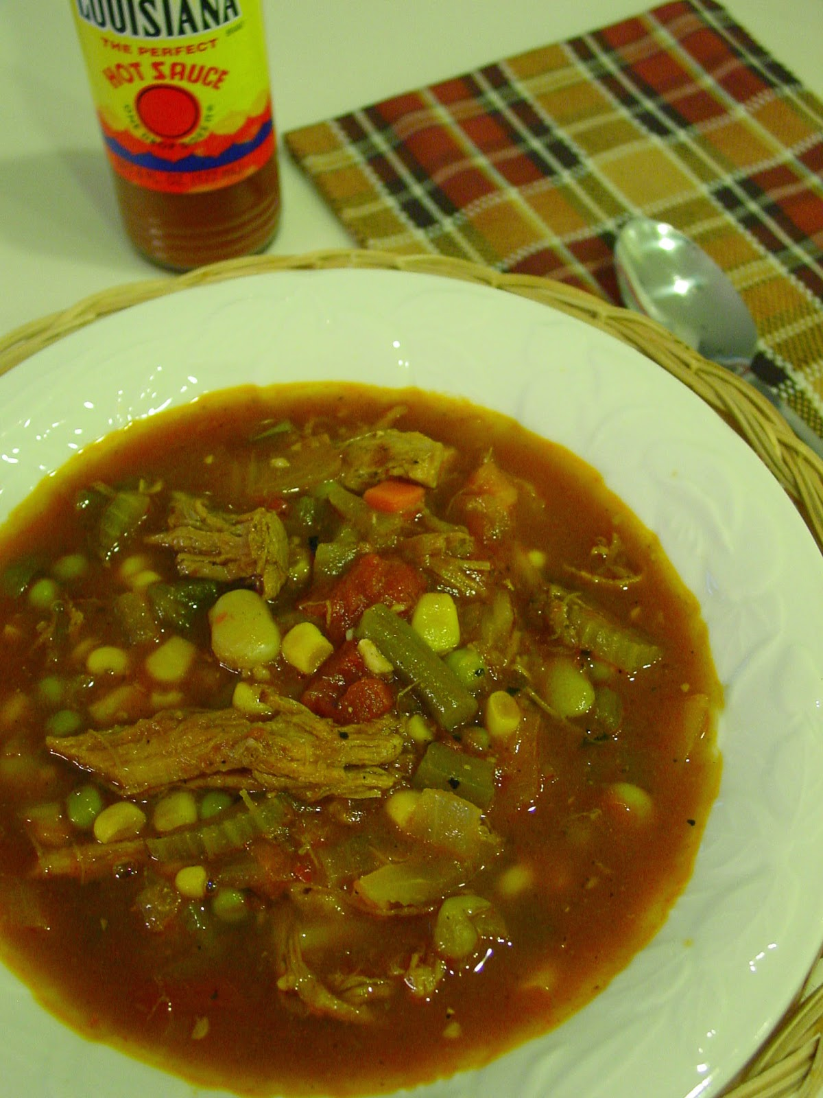 Soup Spice Everything Nice Barbecue Pork And Vegetable Soup
