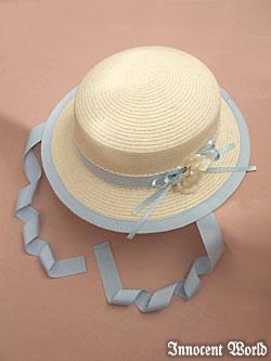 Reino de Morango ♥  Usando chapéus de tamanho natural em lolita 9e41b9e3bef