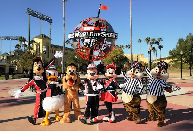 Parque ESPN Wide World of Sports na Disney em Orlando