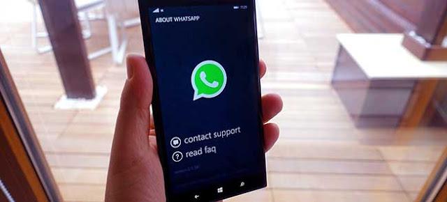 Cara Merubah Foto Profil WhatsApp di Android