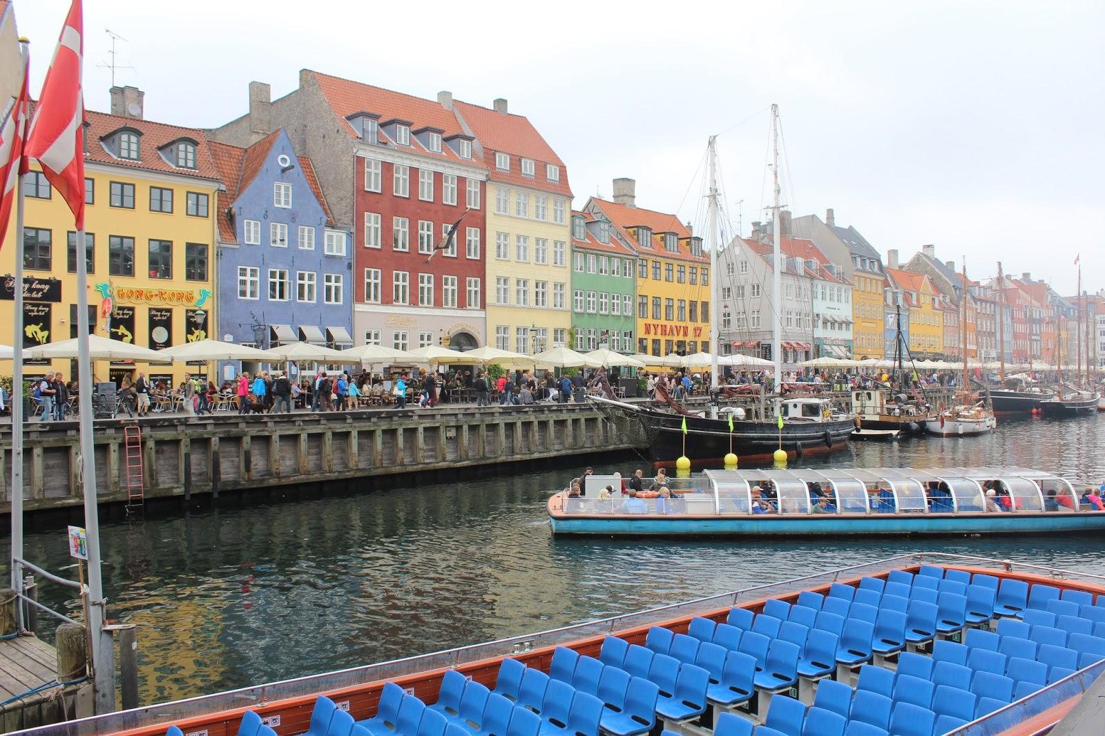 Copenhague-Nyhavn-Dinamarca