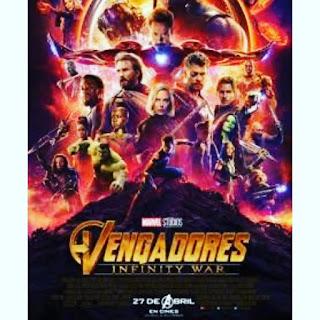 película, cine, cartelera, The Avengers, Los Vengadores: Infinity War, Avengers: Infinity War, Los Vengadores,