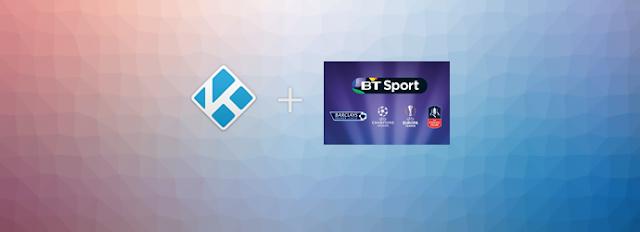 How To Watch BT Sports Online on Kodi