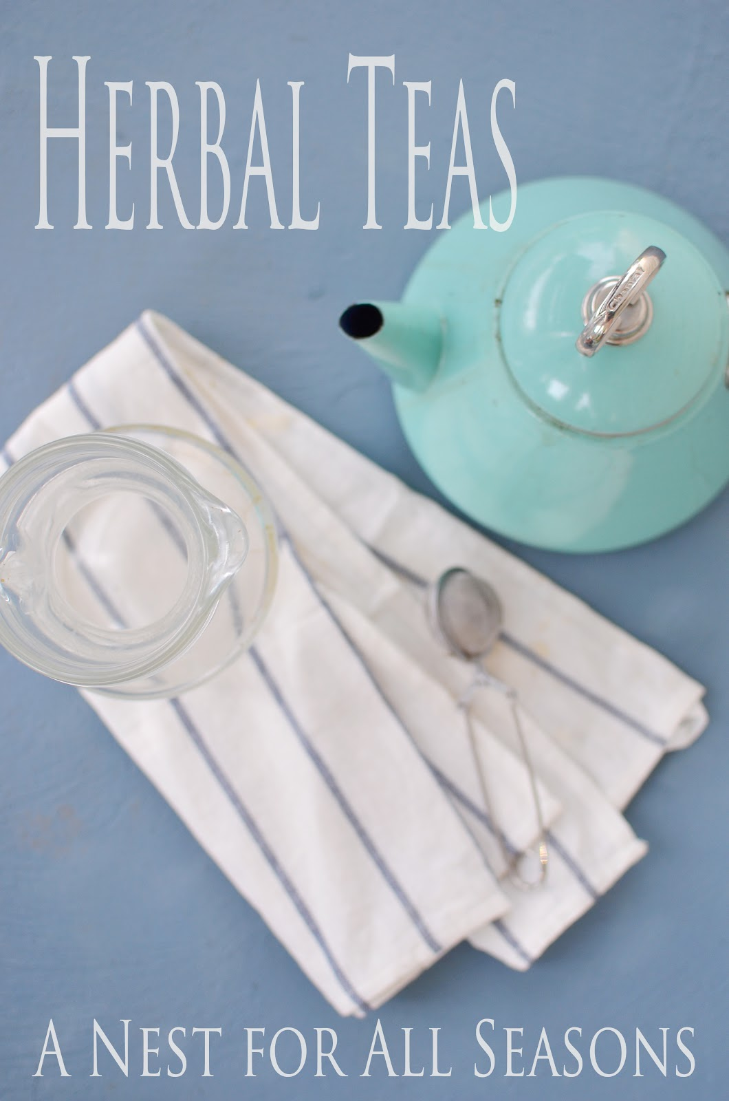 How to Brew Herbal Teas