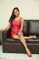 Shipra Gaur in Pink Short Micro Mini Tight Dress ~  Exclusive 008.JPG