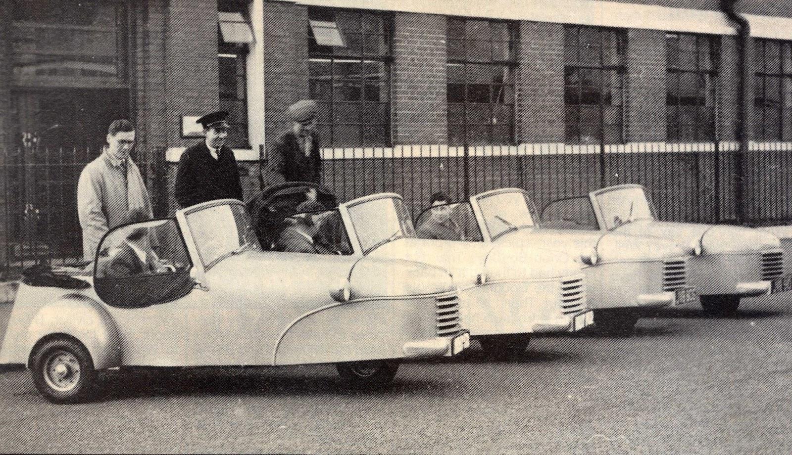 Progress is fine, but it's gone on for too long : Bond Minicars