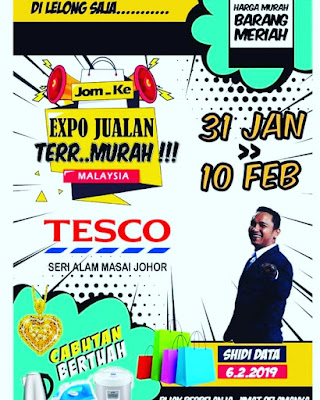EXPO JUALAN TERMURAH MALAYSIA