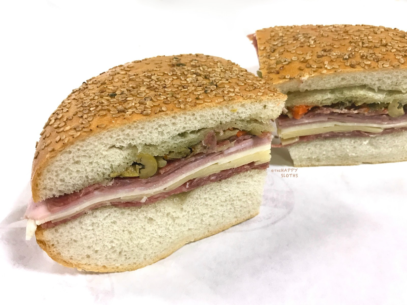 What to Eat in New Orleans: Central Grocery | Muffuletta