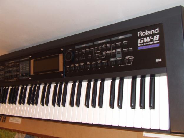 Roland Gw7 Manual